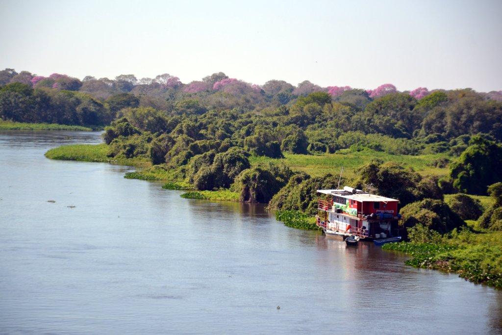 o Miranda, Pantanal, Foto: Sylvia Montag