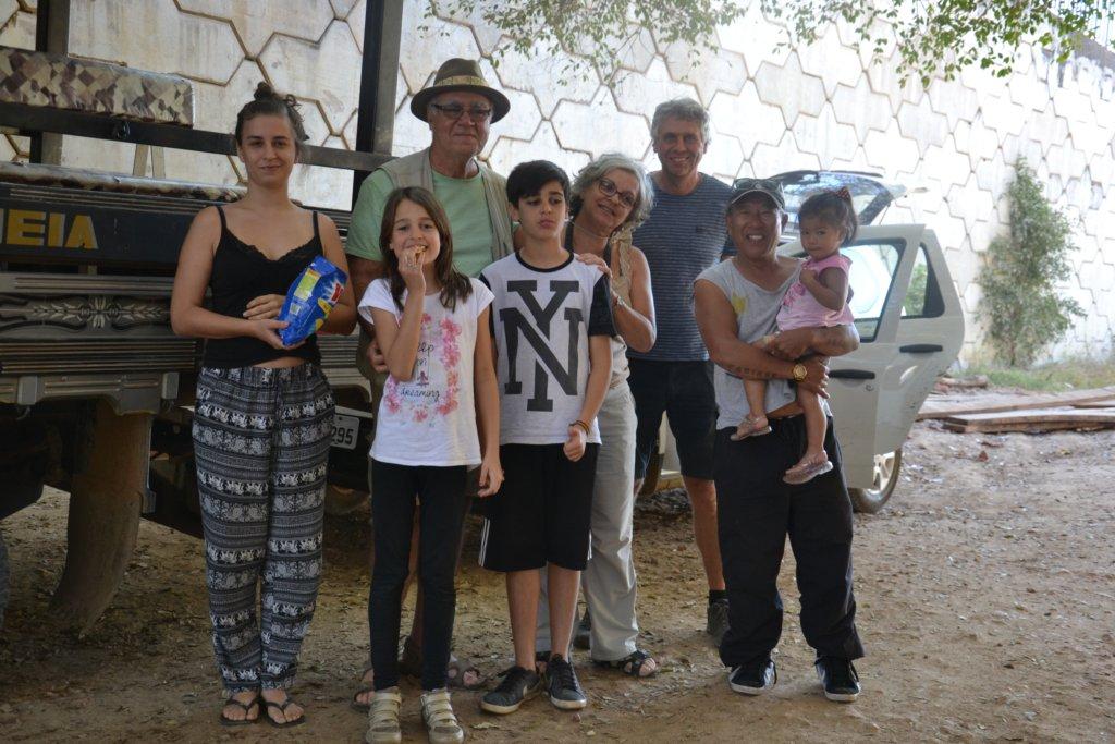 Rio Miranda Boat Crew
